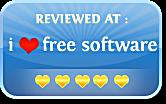 ILoveFreeSoftware奖