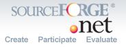 SourceForge上